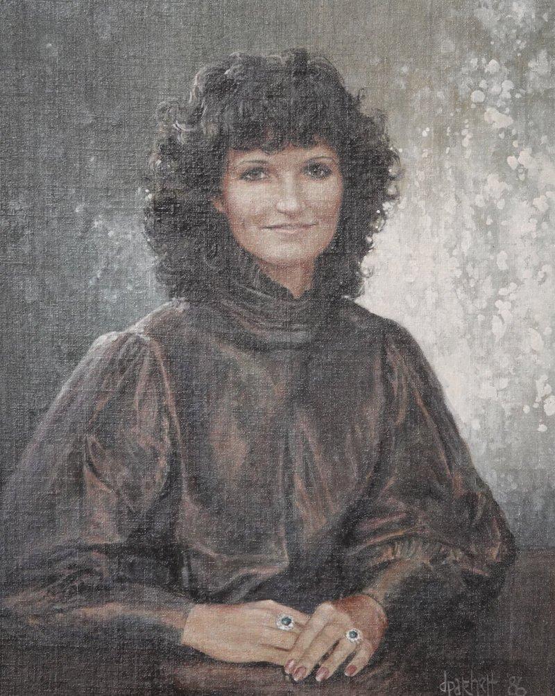 Bernadette (Bernie) McCarthy