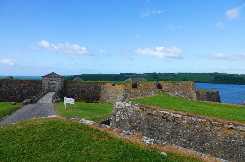 Das gut erhaltene Charles Fort