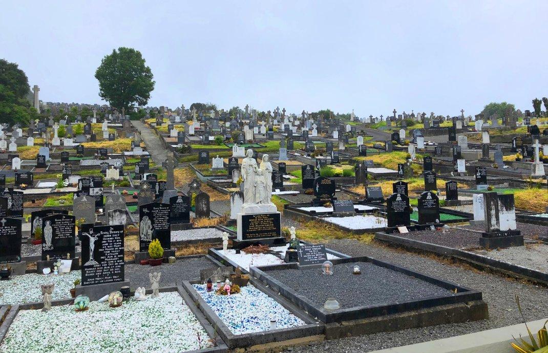 Friedhof in Bantry