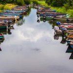 Killarney Tourist Boote