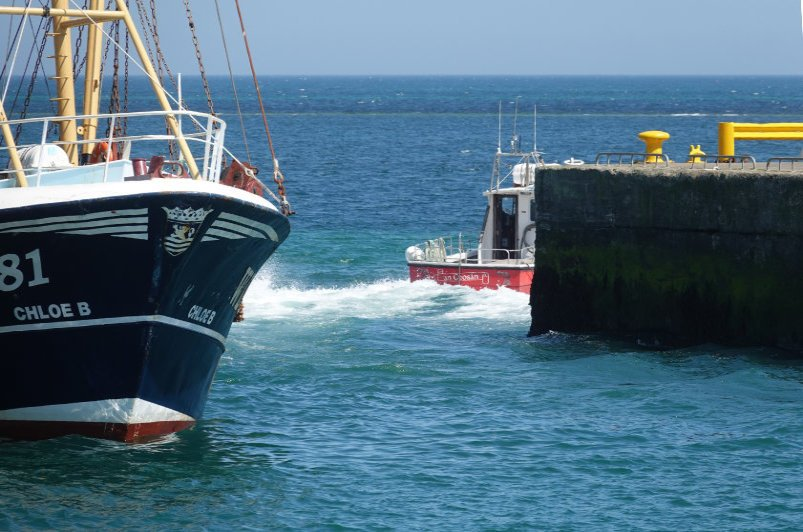 Kilmore Quay Hafeneinfahrt