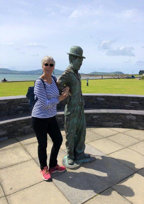 Anne mit Charlie