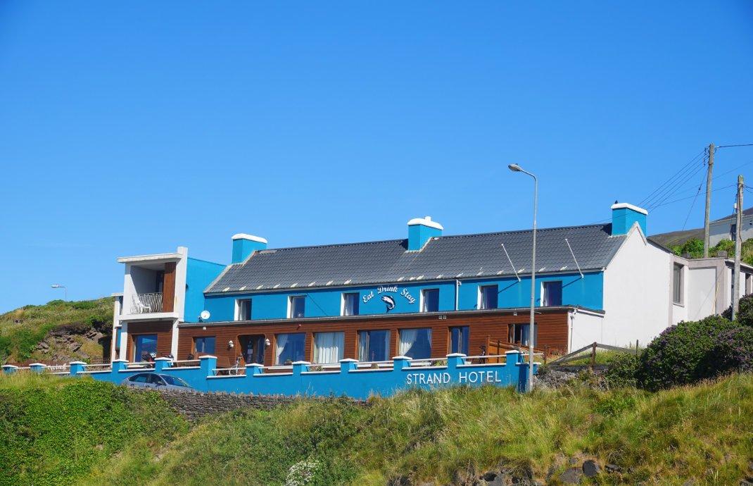 Das Strandhotel in Inch