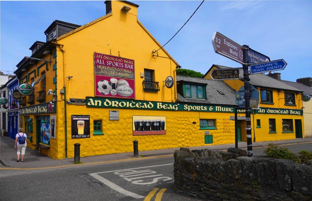 The Allsports Pub