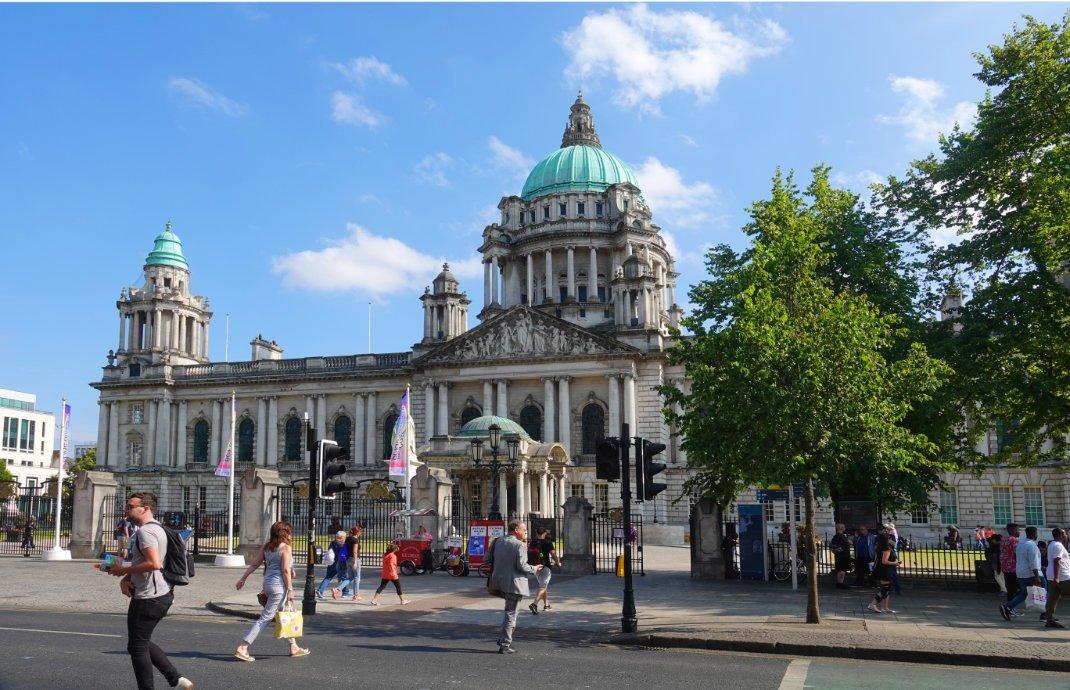 Belfast Townhall (Rathaus)