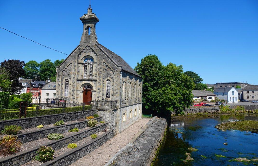 Kapelle am Fluss Eske