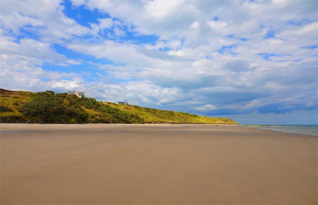 Strand an der St. Helens Bay
