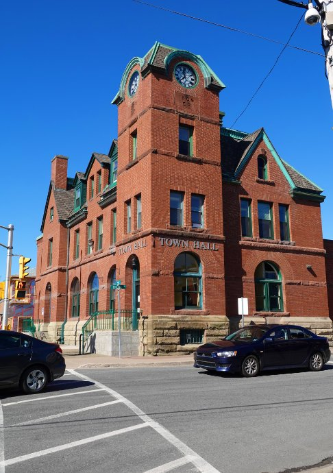 Rathaus von Antigonish