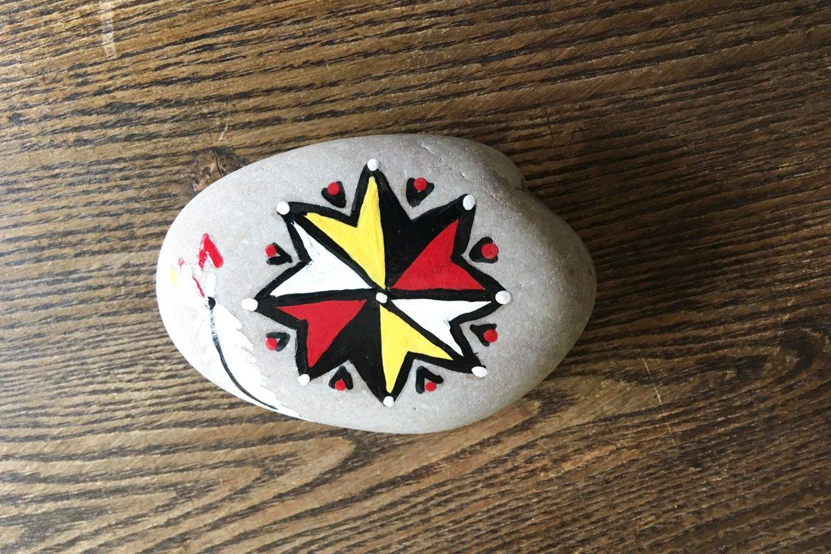 Der Stein, den Anne geschenkt bekannt