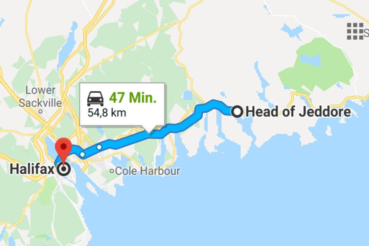 Halifax - Head of Jeddore
