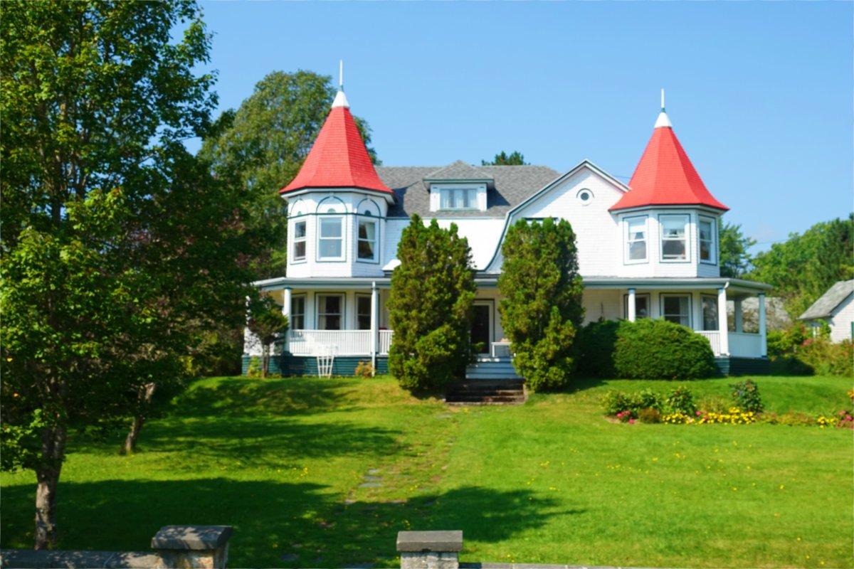 Herrschaftliches Haus in Sherbrooke
