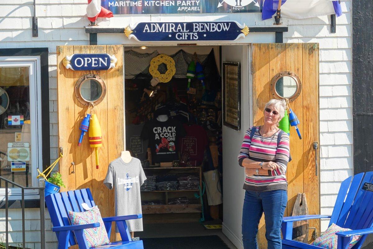 Admiral Benbow Souvenir-Shop