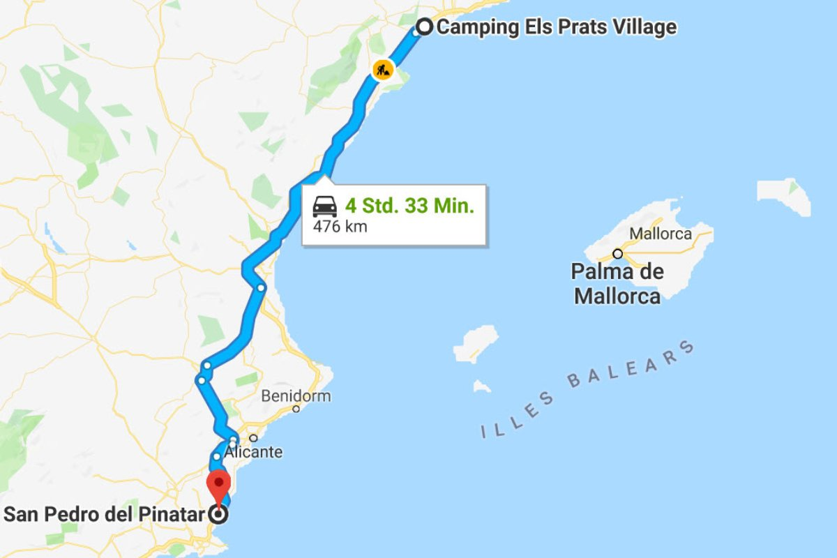 Camping Els Plats Village - San Pedro del Pinatar