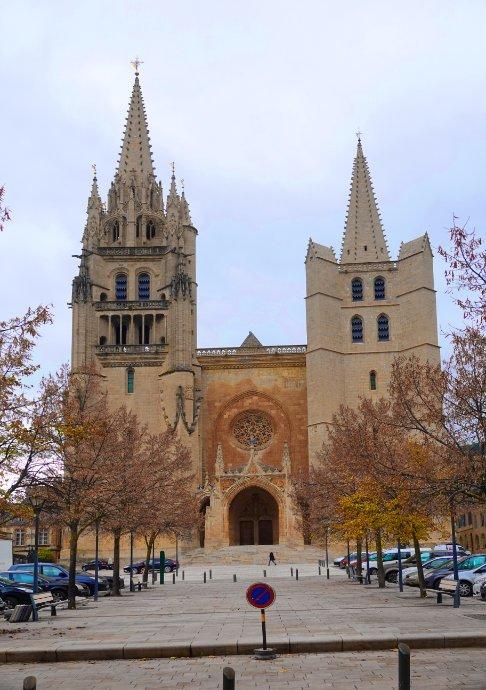 Mende Kathedrale