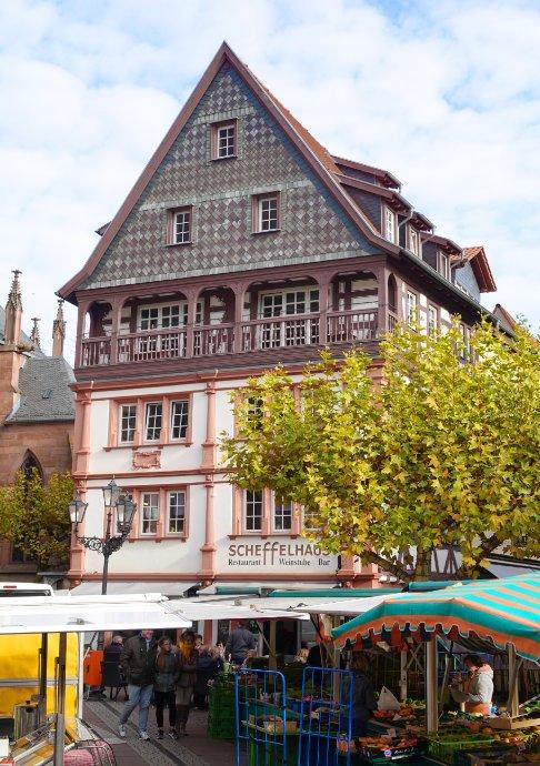 Das Scheffelhaus