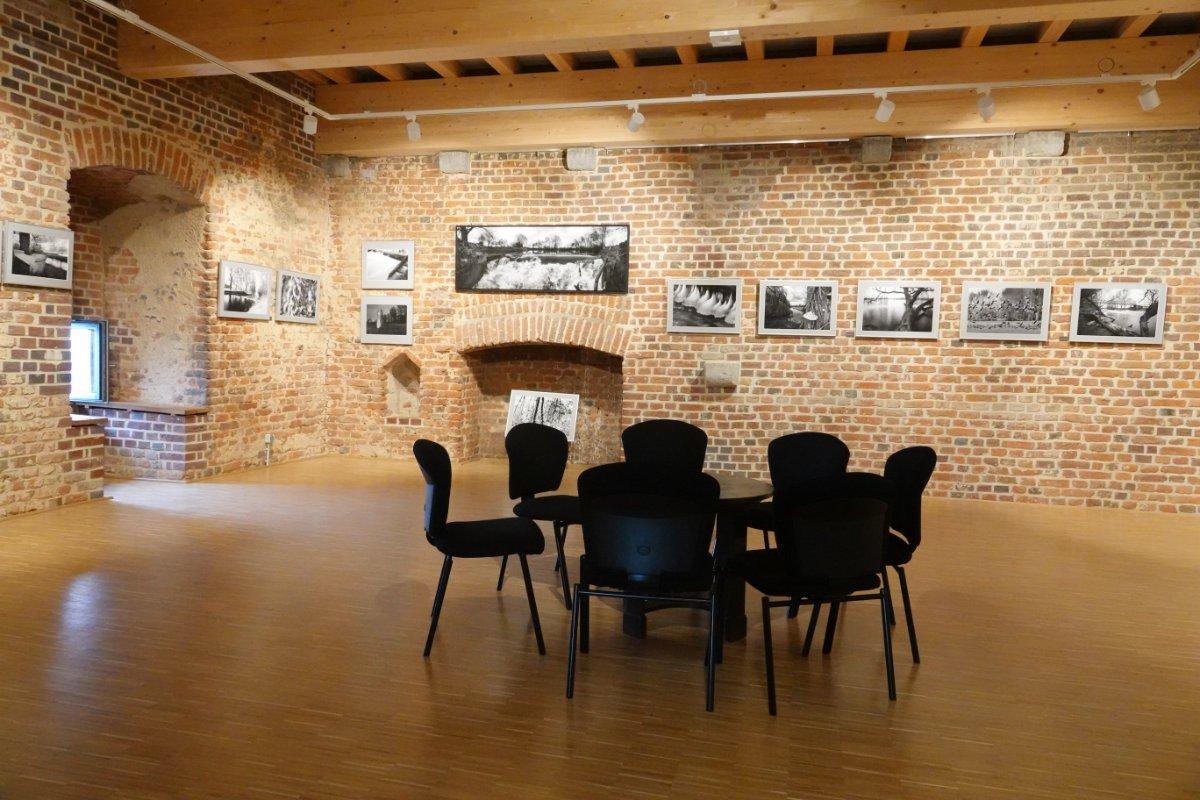 Sitzungssaal im Bergfried