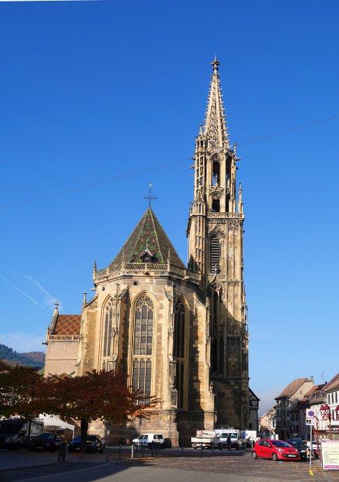 Das Münster in Thann