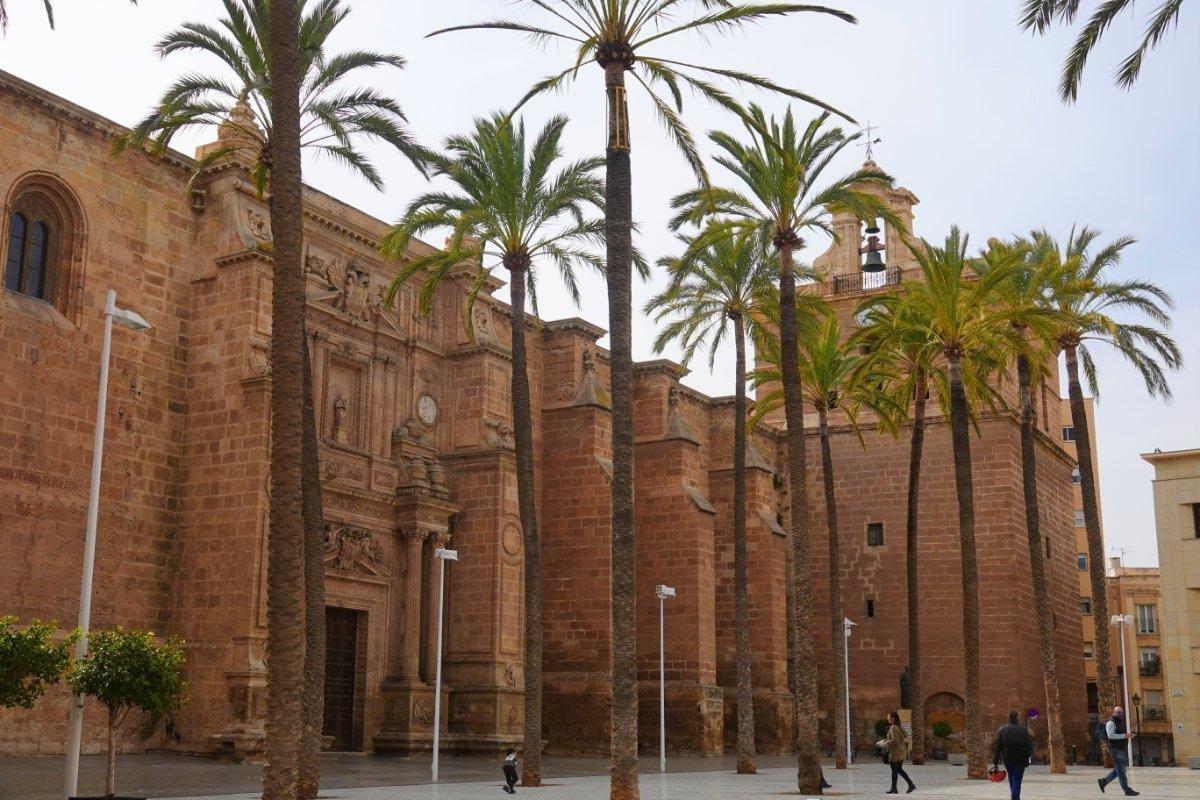 Almeria Kathedrale