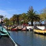 Aveiro Kanal-Panorama
