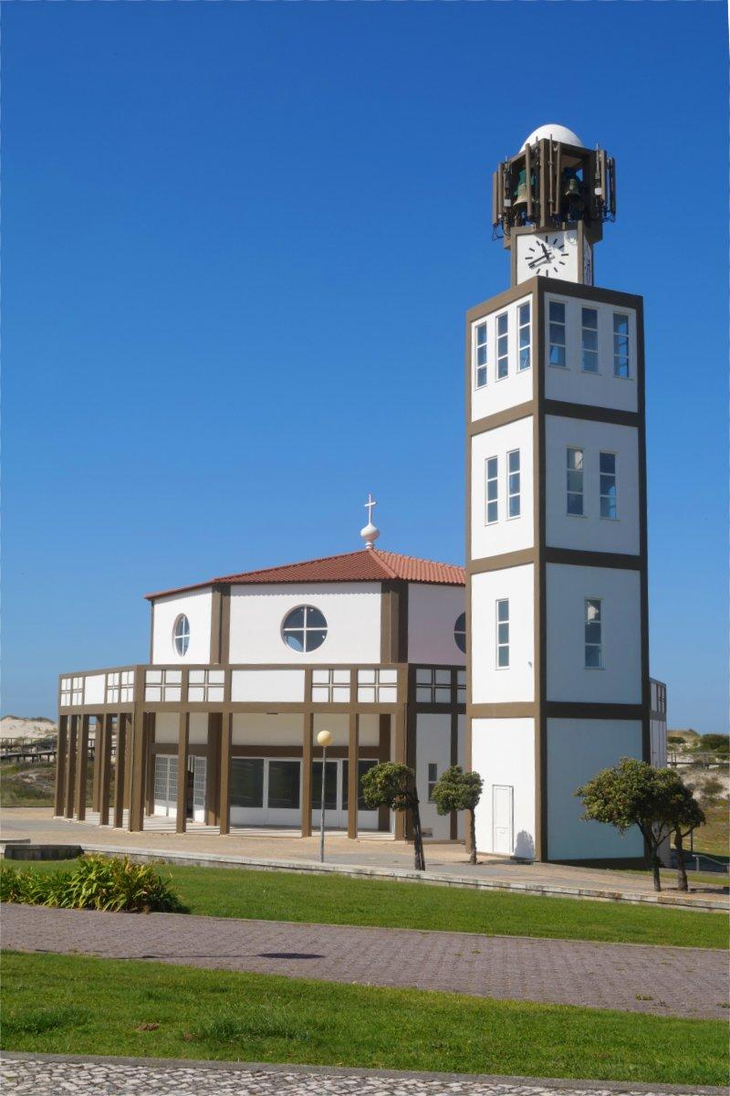Kirche in Costa Nova