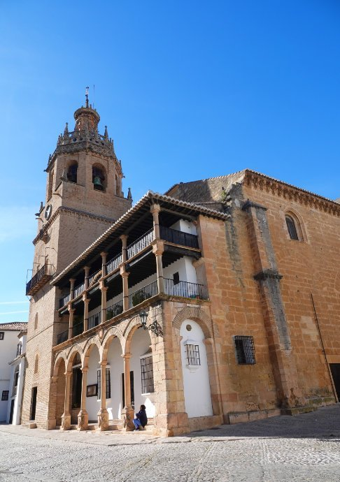 Kirche Santa Maria