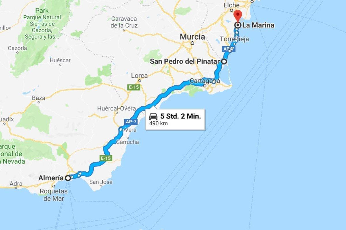 La Marina - Almeria