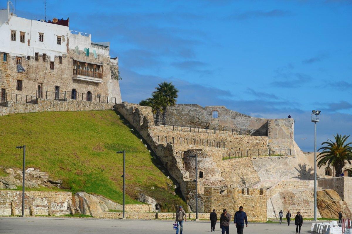 Mittelalterliche Stadtbefestigung