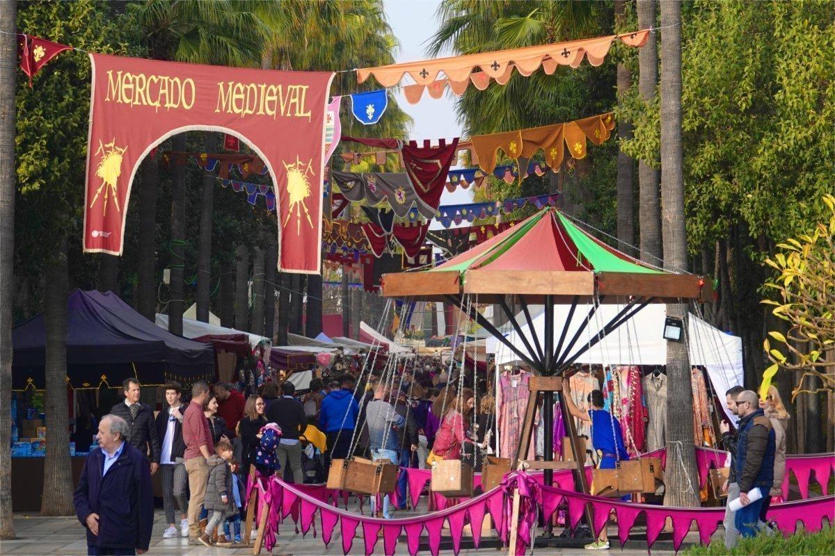 Der mittelalterliche Markt in Almeria