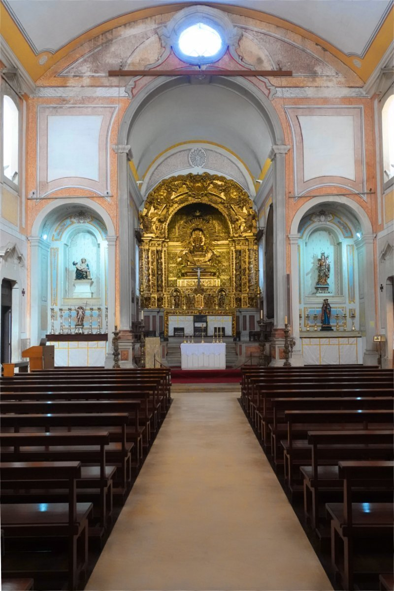 Kirche San Pedros