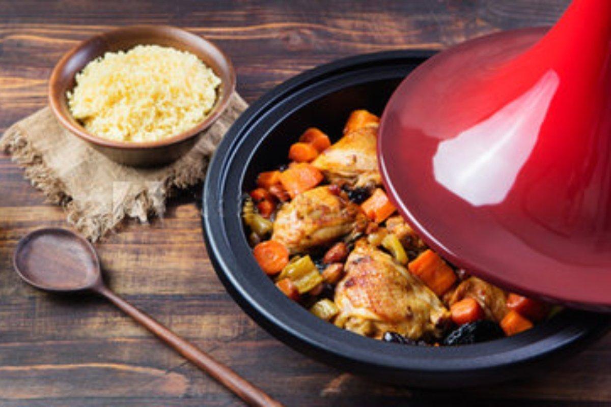 Taijine Chicken