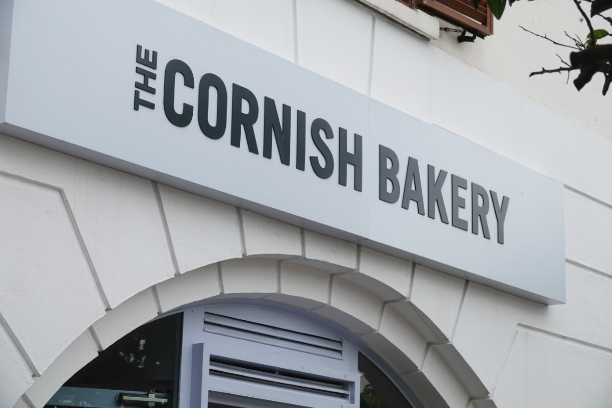 The Cornish Bakery in Gibraltar