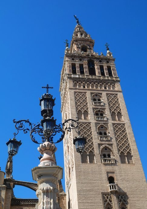 La Giralda Turm