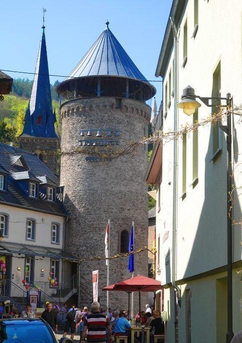 Stadtturm in Trarbach