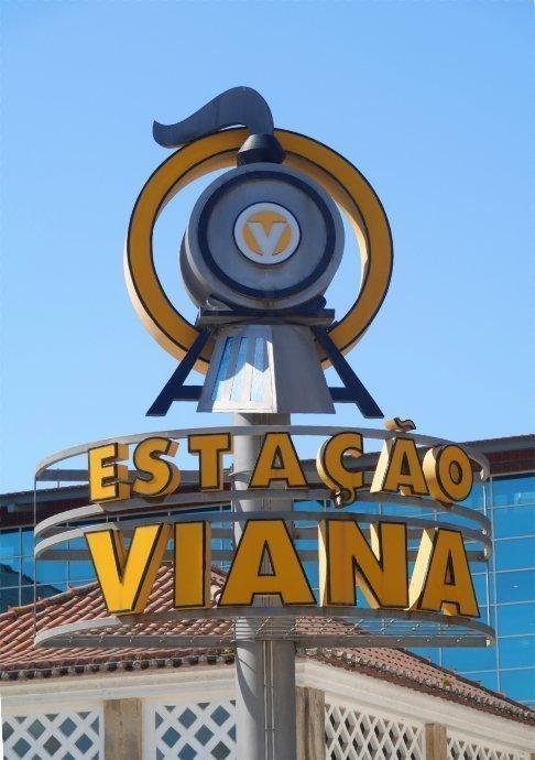 Bahnhofs-Logo