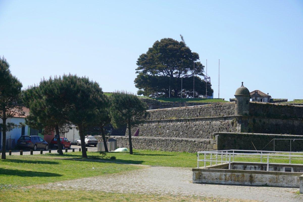Das Castelo (Festung) - heute Seekadettenschule