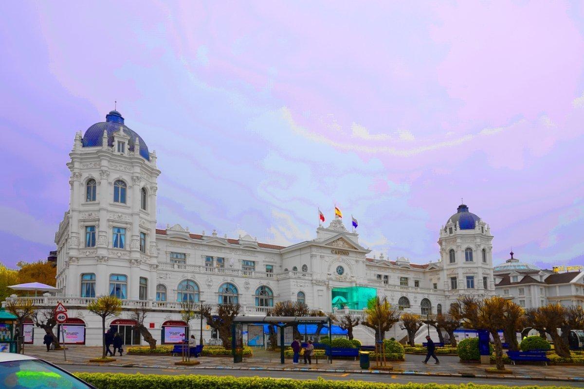 Das Kasino am Nordstrand