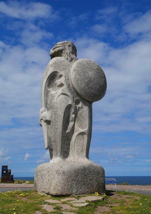 Herkules Statue
