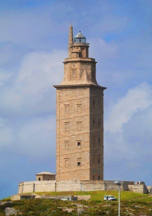 Herkules Leuchtturm
