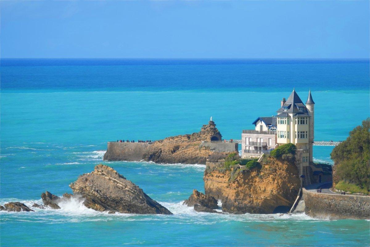 Hotel Haus Belza Biarritz