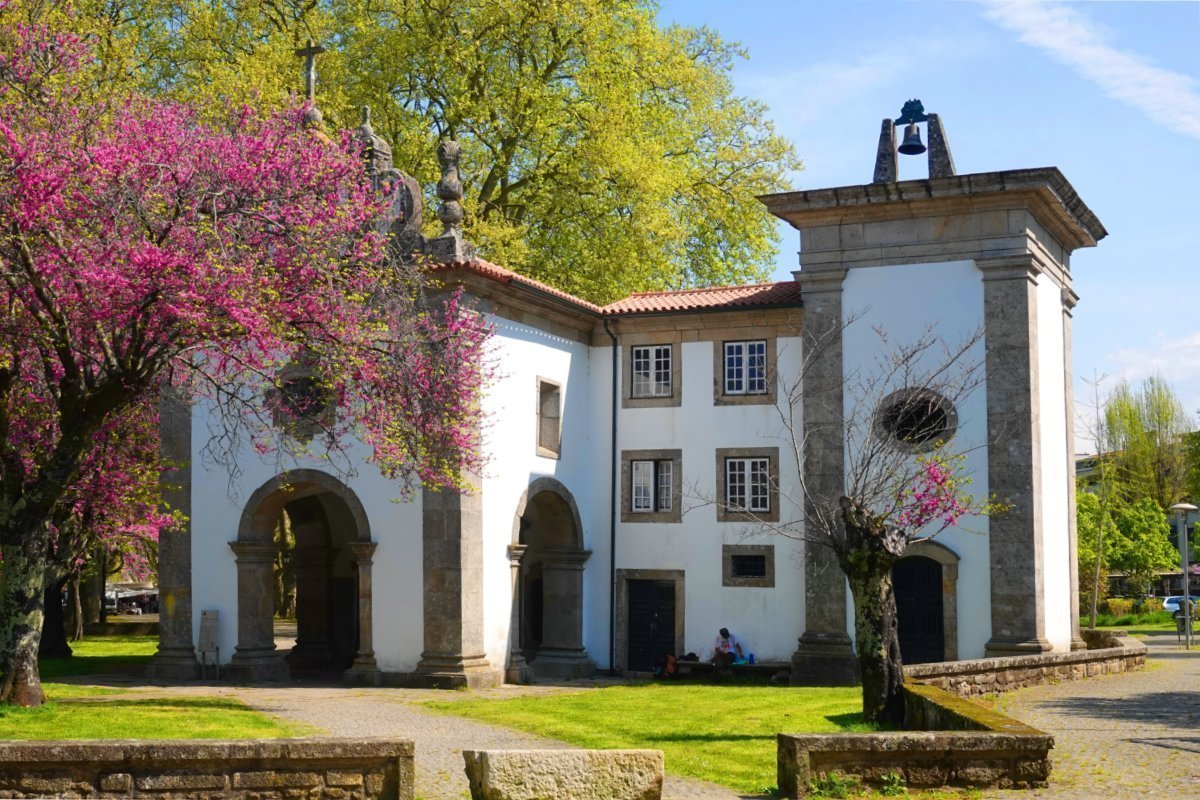 Die Kirche Nossa Senhora da Guia