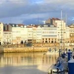 La Coruña Panorama