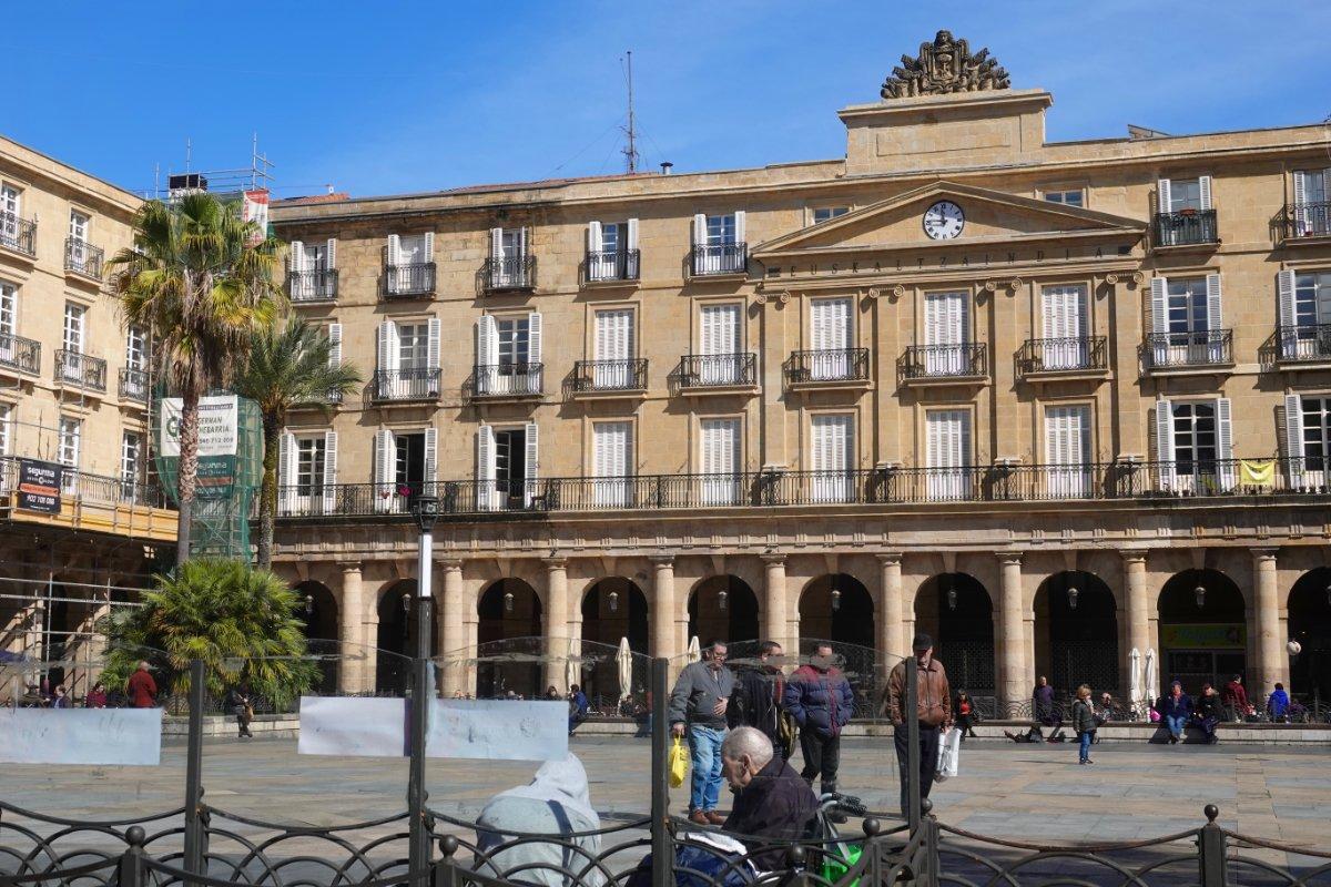 Plaza Barria