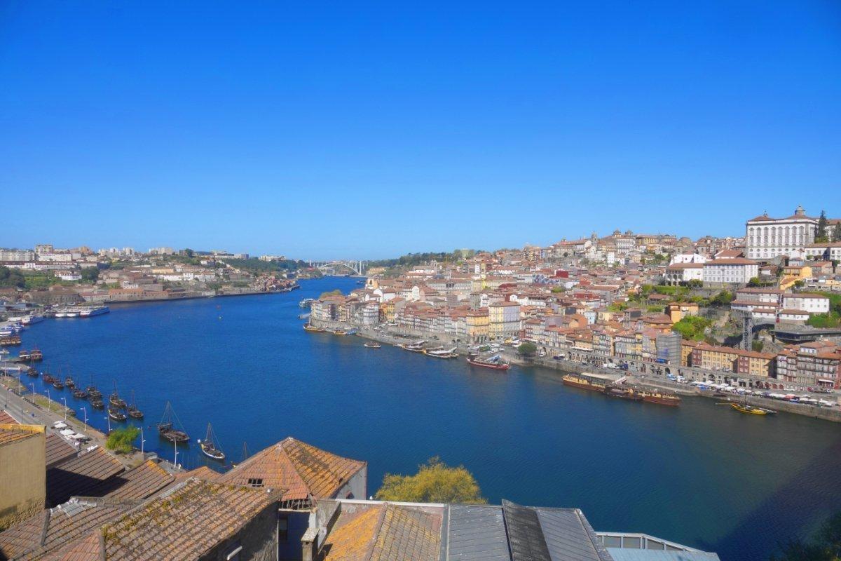 Porto und der Douro