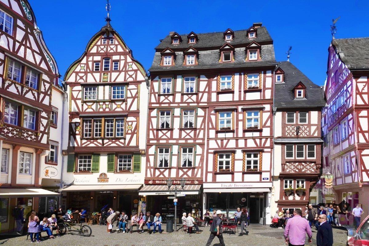 Rathausplatz Bernkastel-Kues