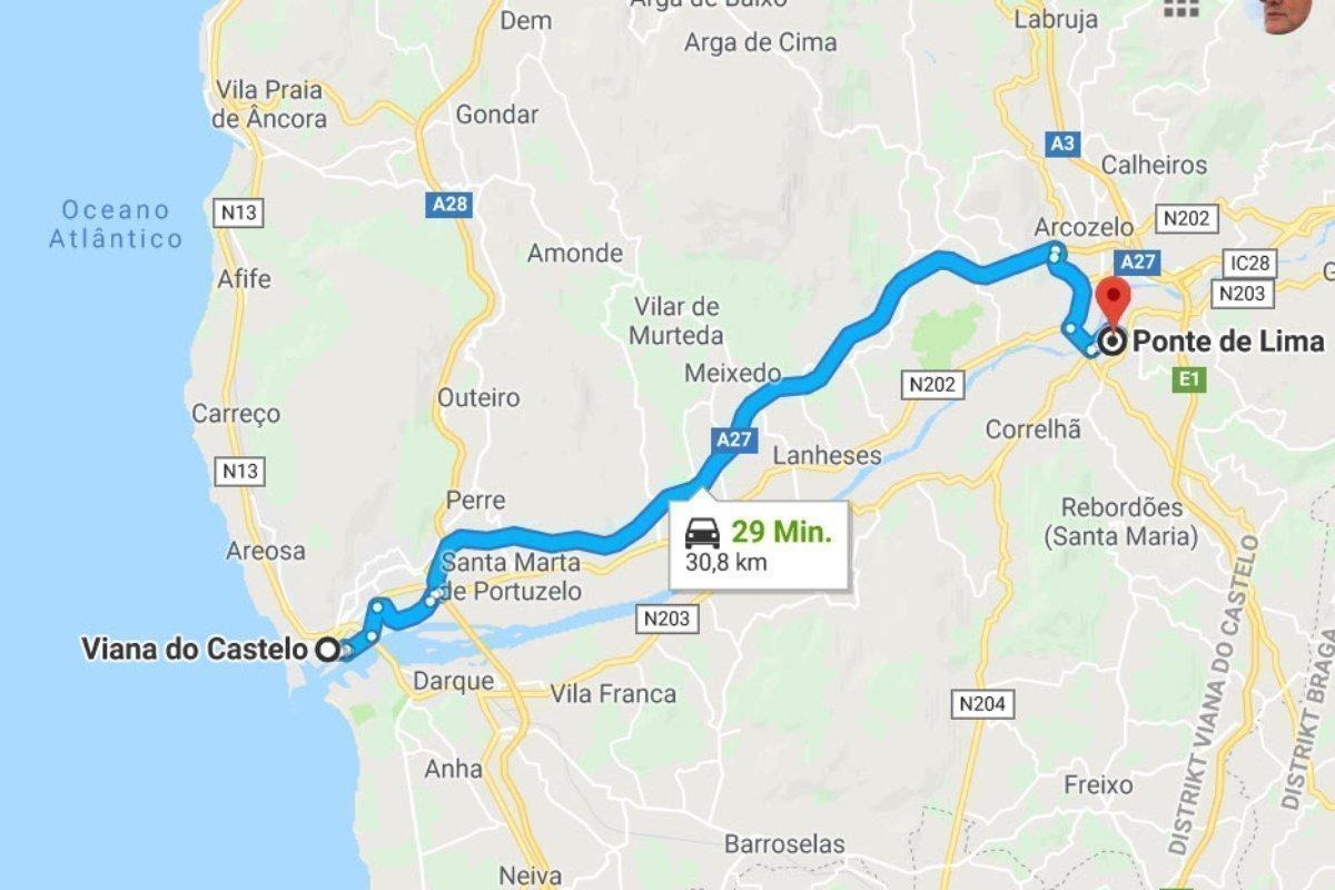 Viansa do Castelo - Ponte de Lima