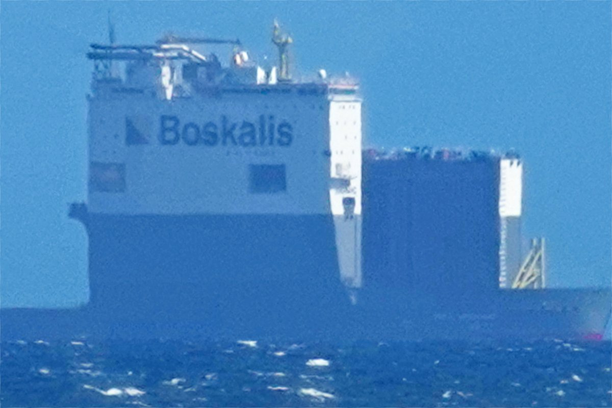 """Boka Vanguard"" Absenkbares Schwertransportschiff"