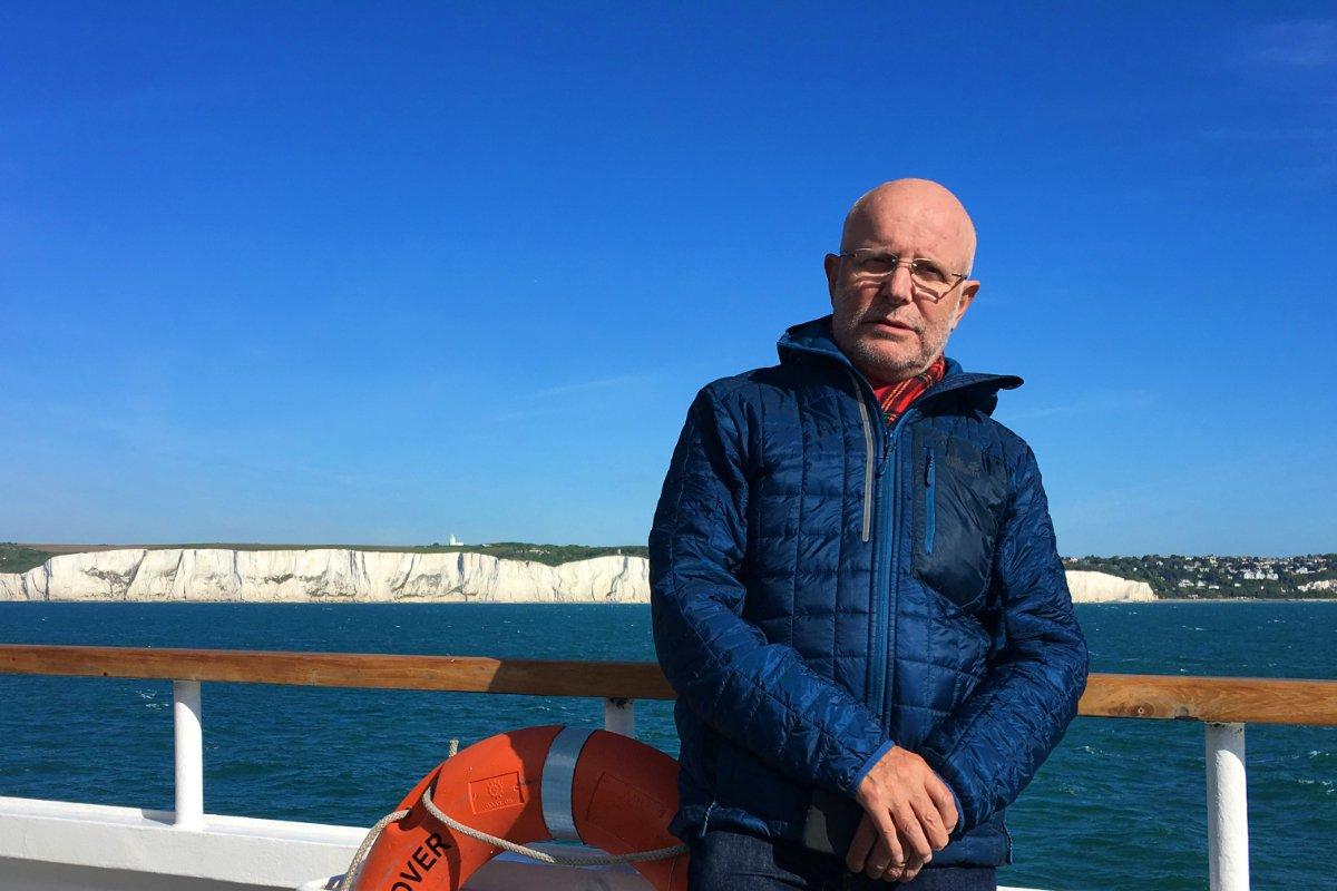 """Die weißen """"Cliffs of Dover"""""""