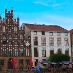 Greifswalder Marktplatz