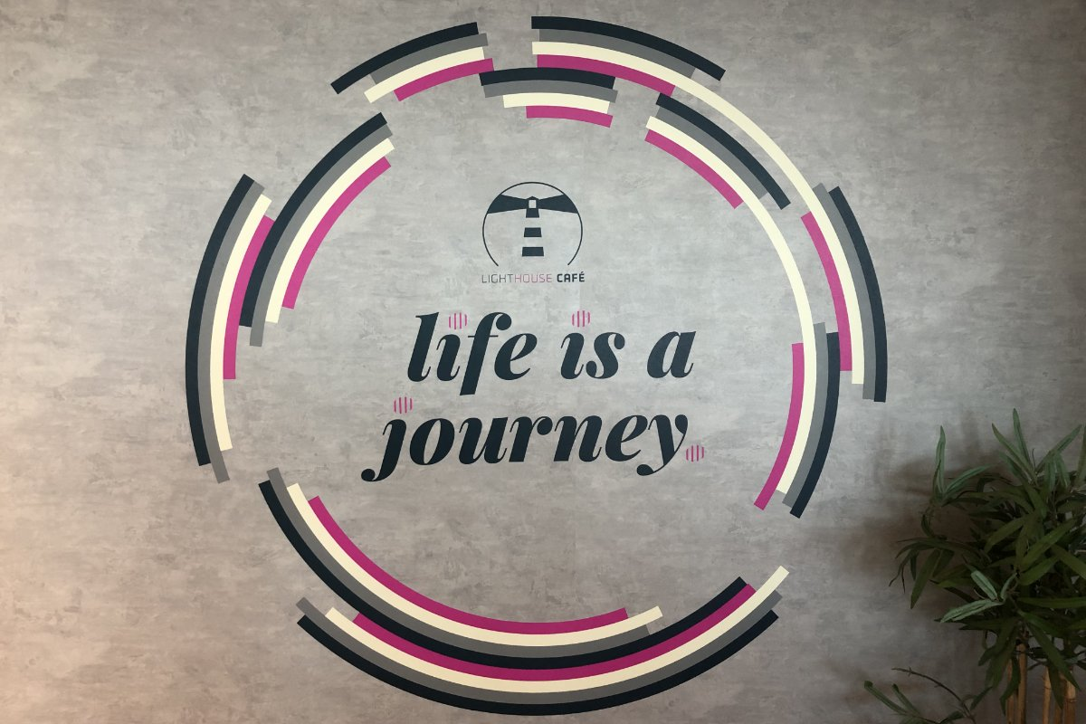 Unser Motto - Life is a Journey