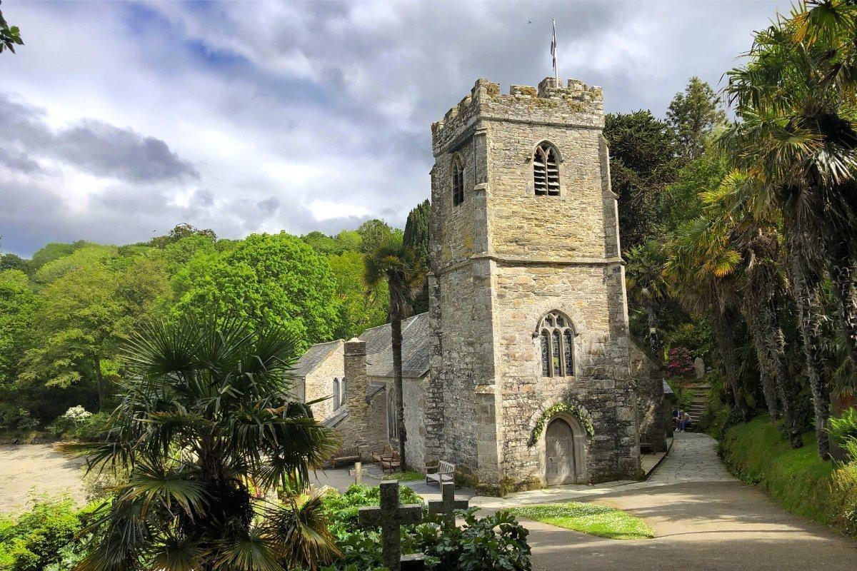 St. Just Kirche